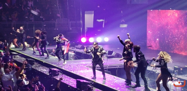 Wisin and Yandel, Madison Square Garden_25